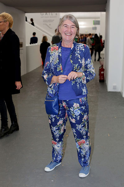 Gill Hedley at Frieze