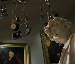 photo inside the Foundling Museum