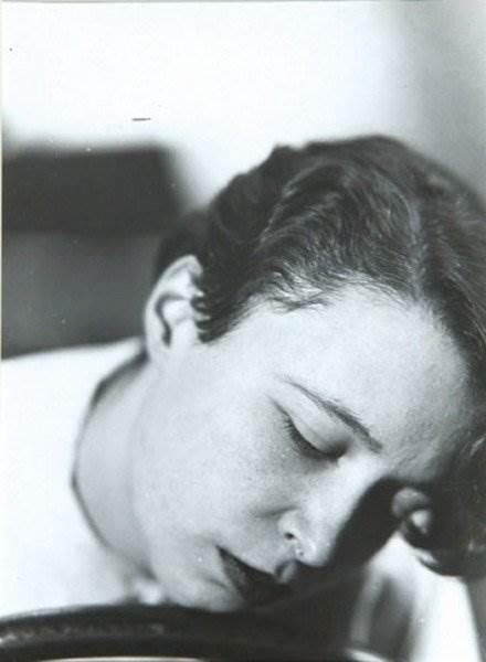 Erica Brausen by Florence Henry. Image via Gill Hedley.